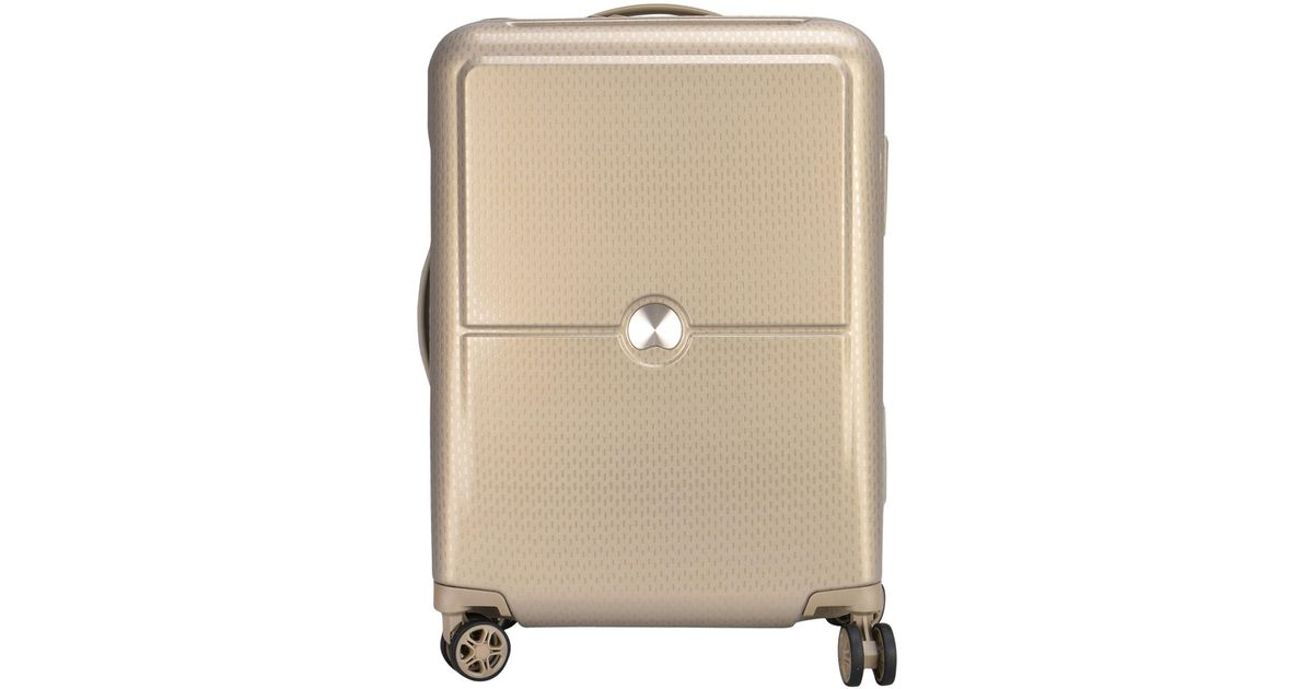 d8ff50f90 Delsey Wheeled luggage in Natural - Lyst