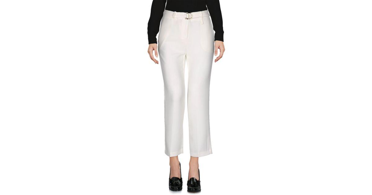 TROUSERS - 3/4-length trousers Huitdegrés Utbql