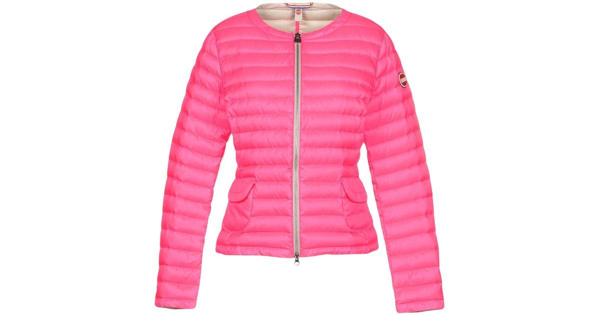 d2cb3d4ed4e53 Lyst - Colmar Steppjacke in Pink