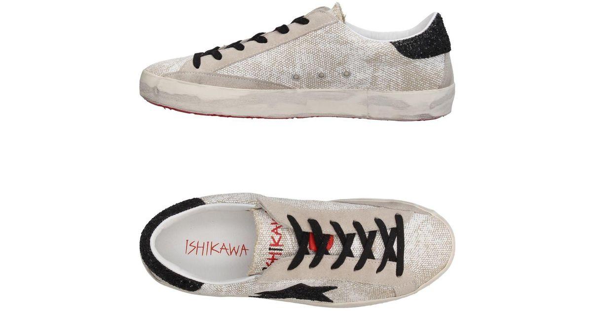 Ishikawa Bas-tops Et Chaussures De Sport I6yLlb62