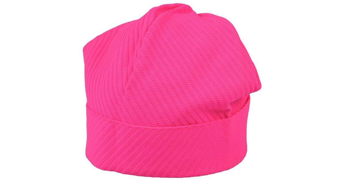 Lyst - Balenciaga Hat in Pink 09235b04100