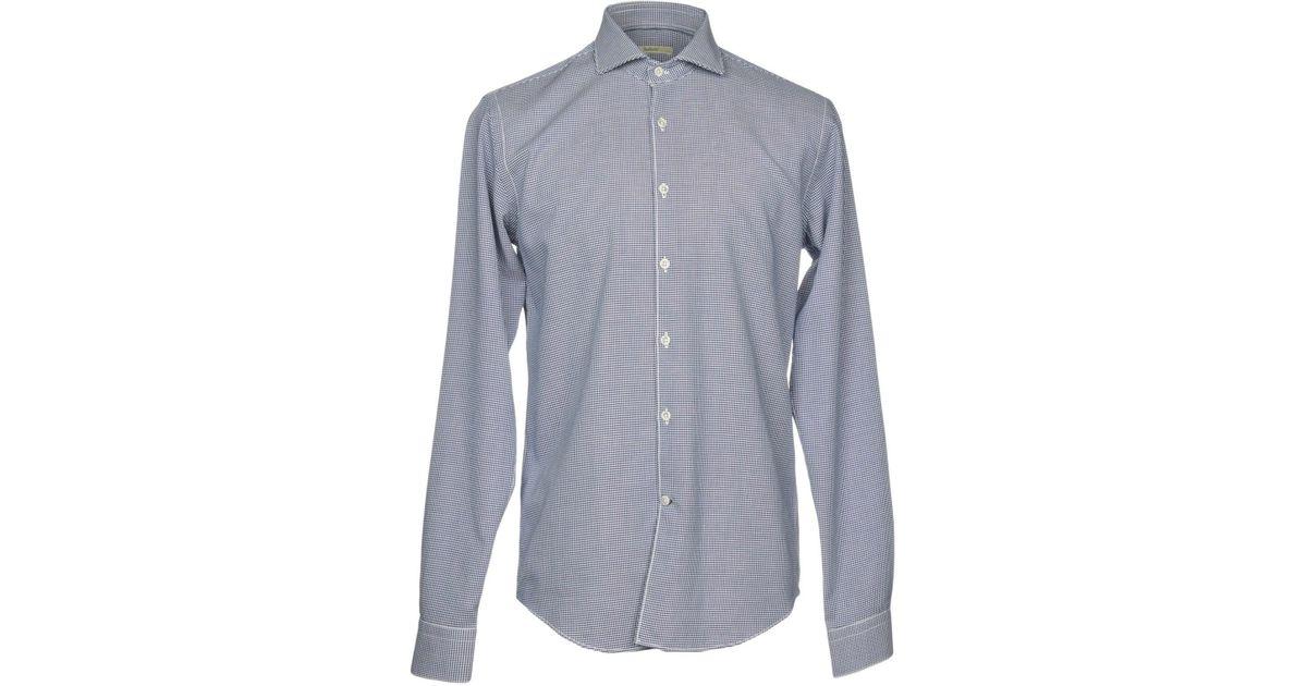 SHIRTS - Shirts Barbati Really Cheap 4ZFOp