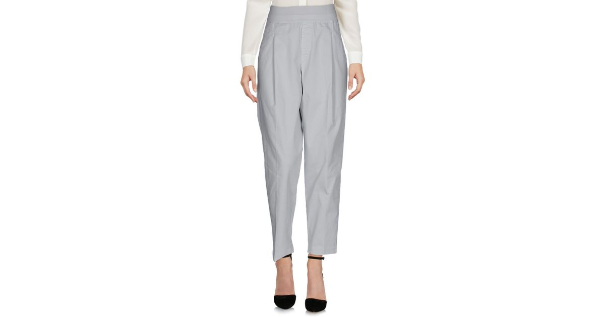TROUSERS - Casual trousers European Culture MgP5Y8i5G