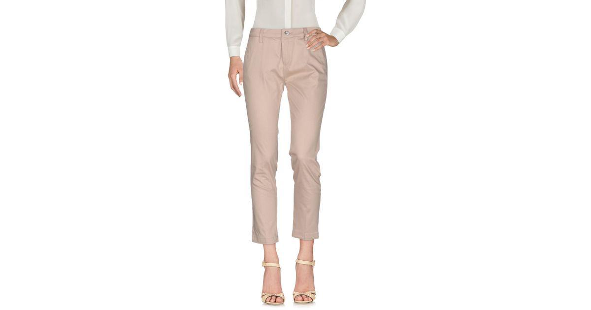 TROUSERS - Casual trousers Cafènoir Outlet Explore Buy Cheap View YSPW9fS7dW