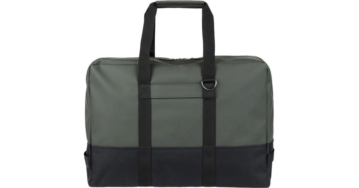 58786052cb6 Lyst - Rains Travel & Duffel Bag in Green
