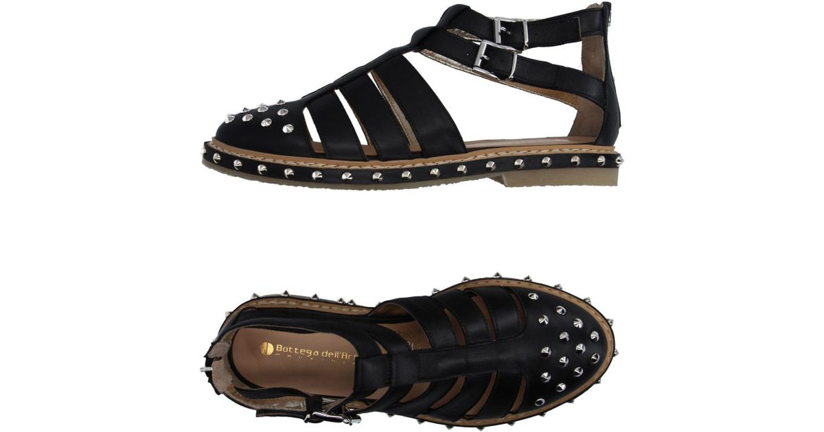 FOOTWEAR - Sandals on YOOX.COM Bottega dell'Artigianao VbLkdHb
