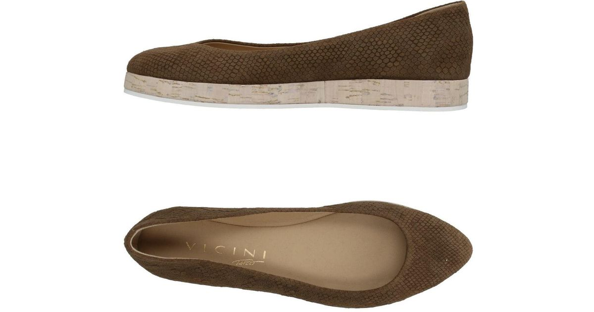 cheap real authentic VICINI TAPEET Ballet flats pay with paypal cheap online ebay cheap online footlocker finishline RW0w5Z