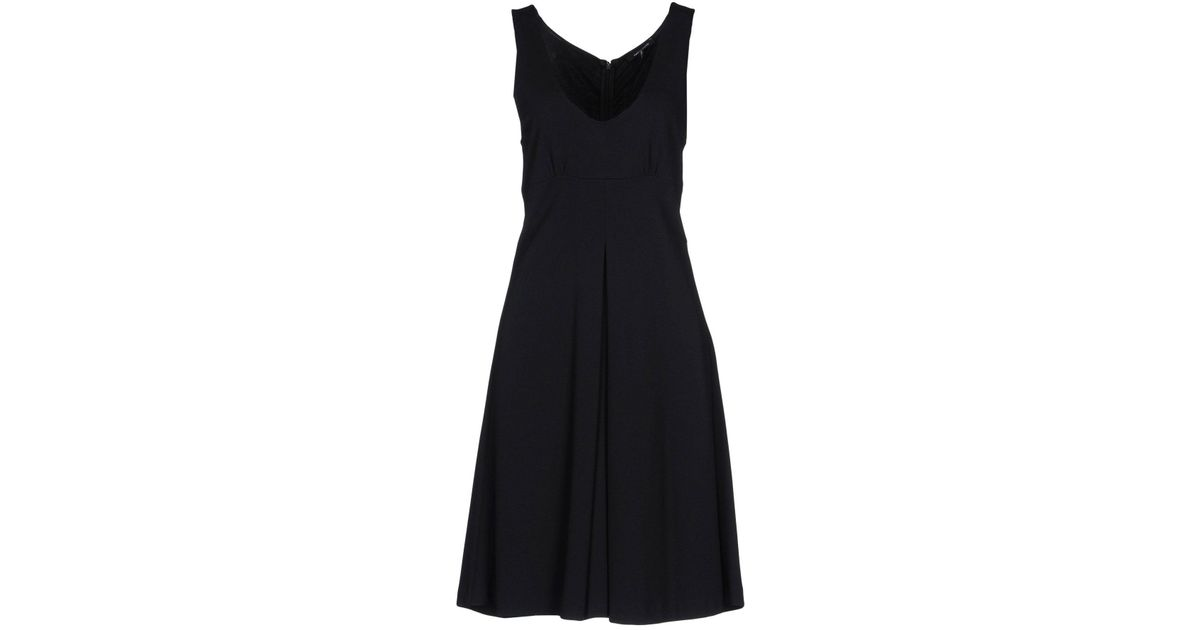 Cheap Big Sale DRESSES - Knee-length dresses Roccobarocco Clearance Wiki Shopping Online Sale Online HLvSn