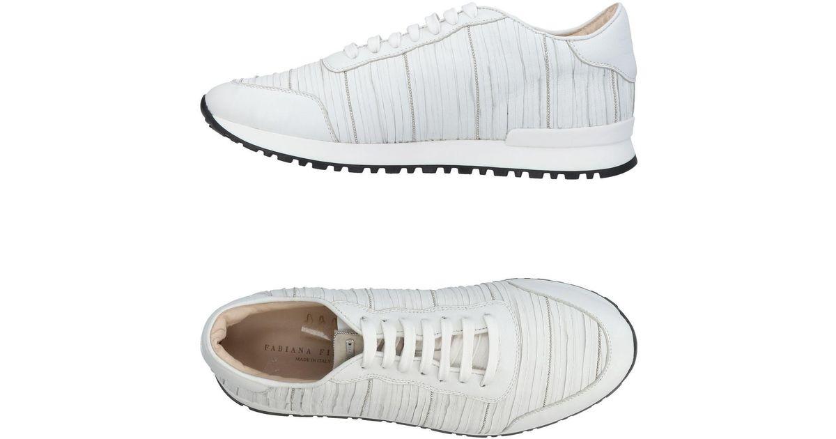 FOOTWEAR - Low-tops & sneakers Fabiana Filippi Hx2QlFvpYO