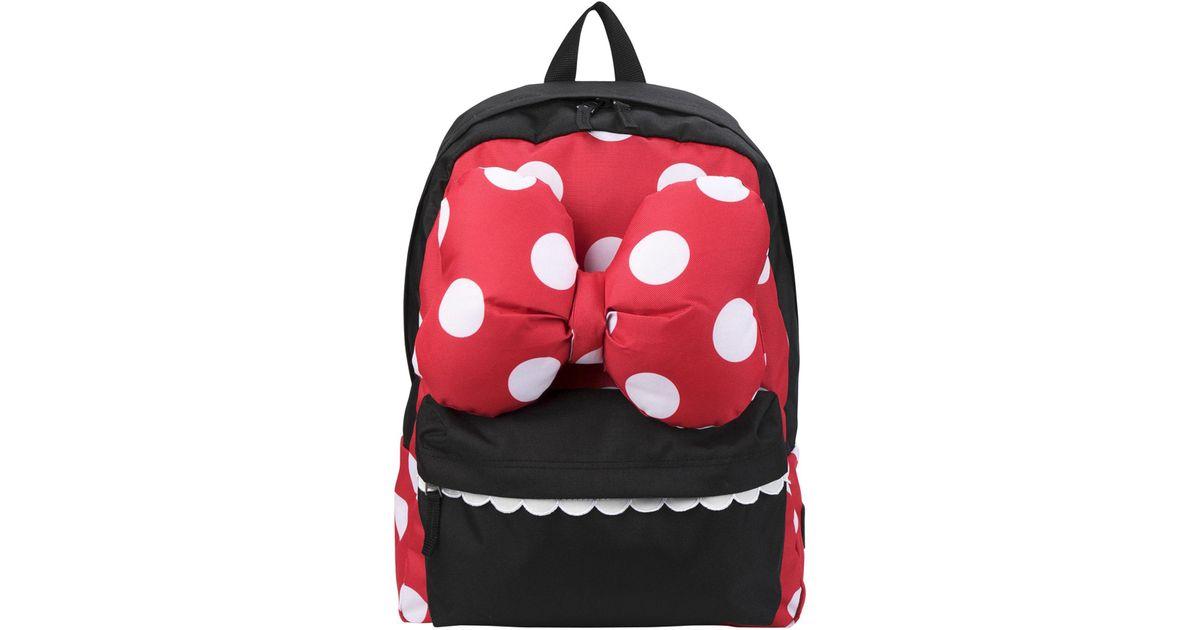 05cb78241c8 Lyst - Vans Backpacks   Fanny Packs in Black
