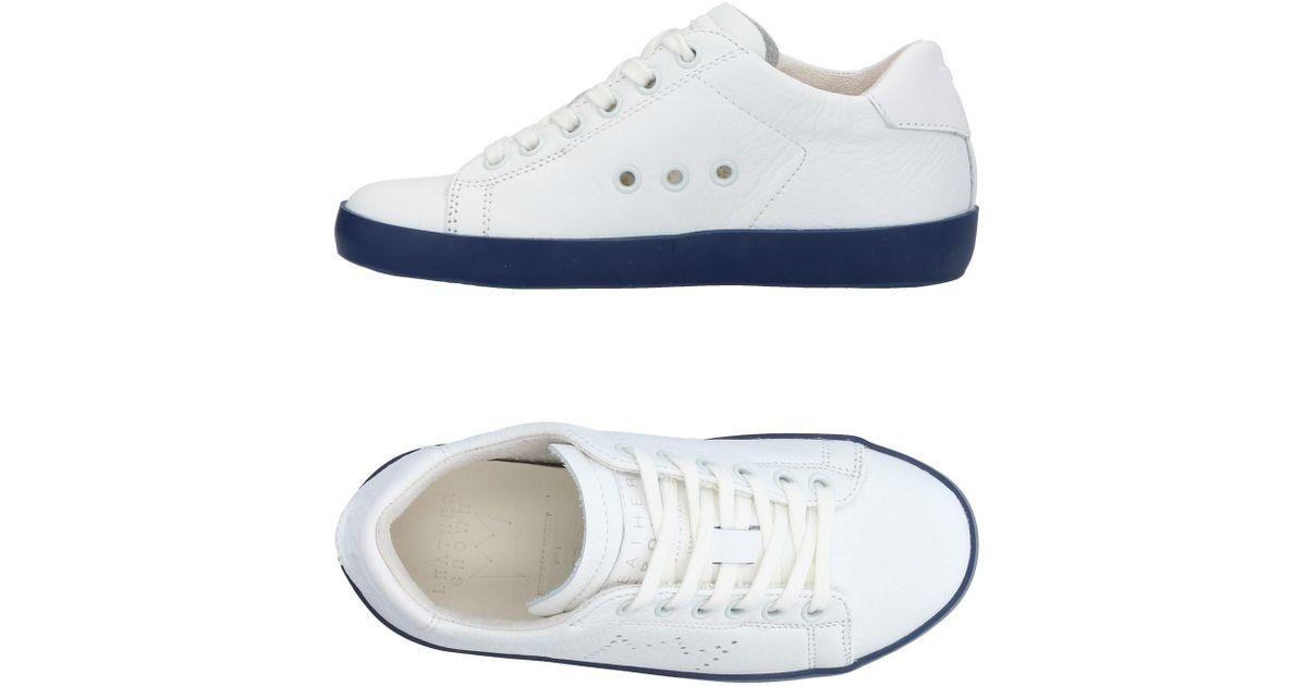 FOOTWEAR - Low-tops & sneakers Leather Crown CRUoc