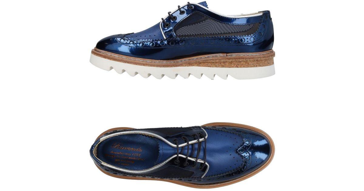 FOOTWEAR - Lace-up shoes Barracuda Sale Geniue Stockist Many Colors AaqYLBU