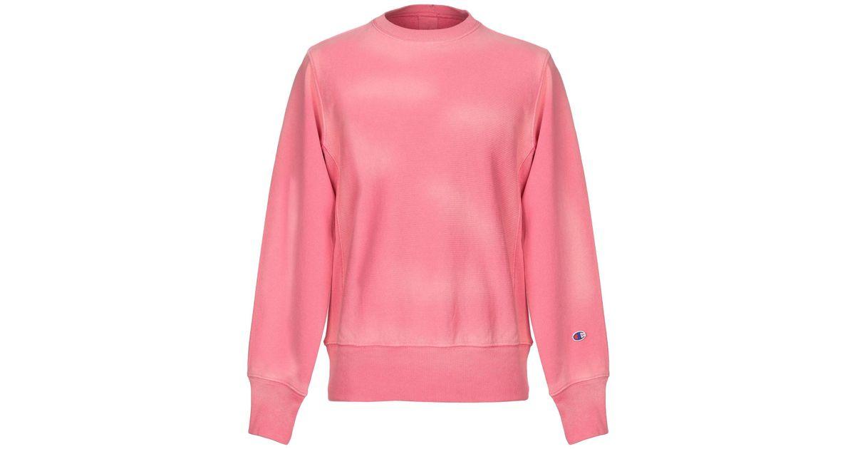 Pink Sweat Lyst For Shirt Champion Men uOPZiwXkT