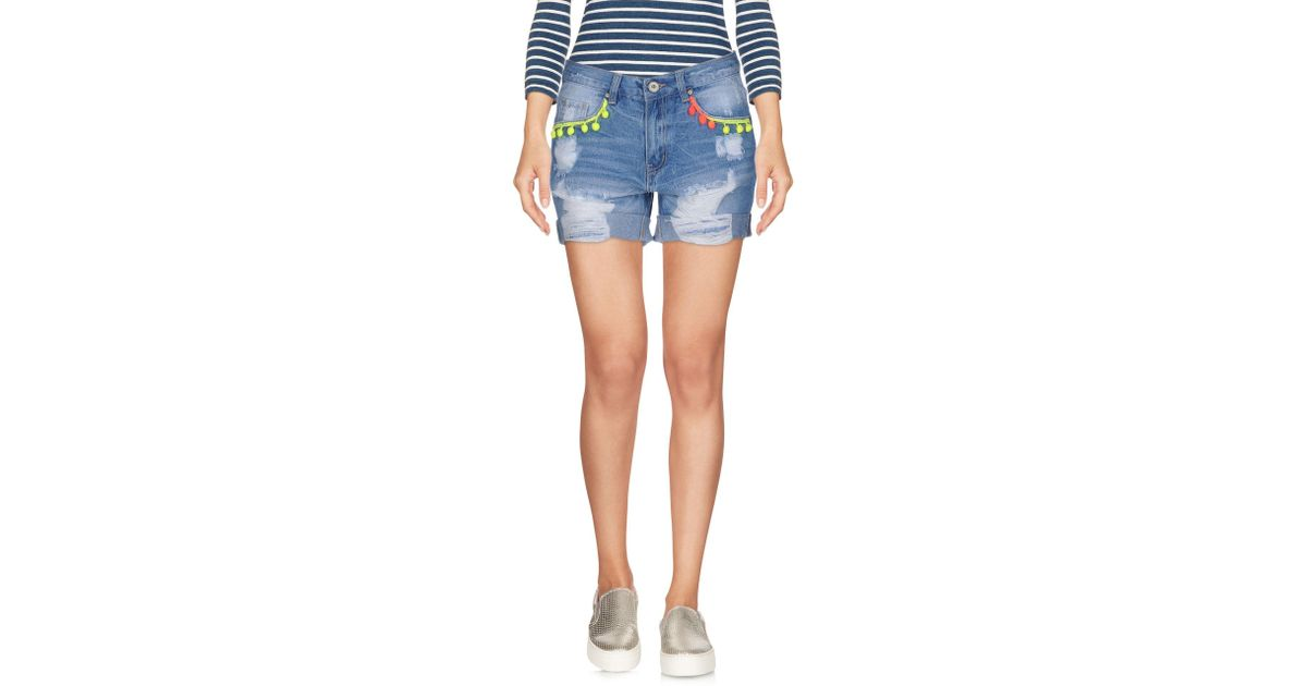 Original Cheap Online DENIM - Denim shorts Odi Et Amo Unisex g4mbKT