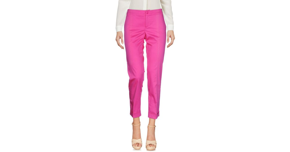 TROUSERS - Casual trousers Blumarine