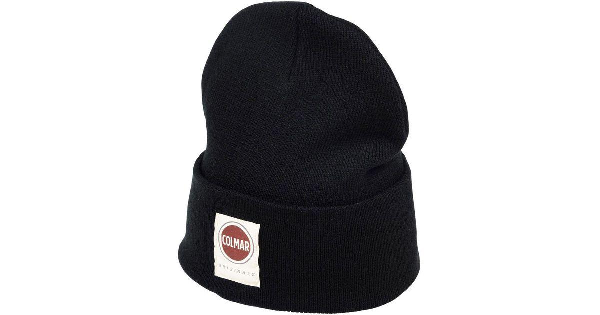 155763215ad Colmar - Black Hat for Men - Lyst