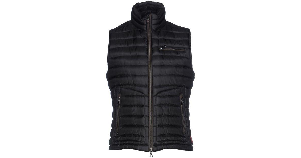 new concept f2681 c958f Jan Mayen - Black Down Jacket for Men - Lyst