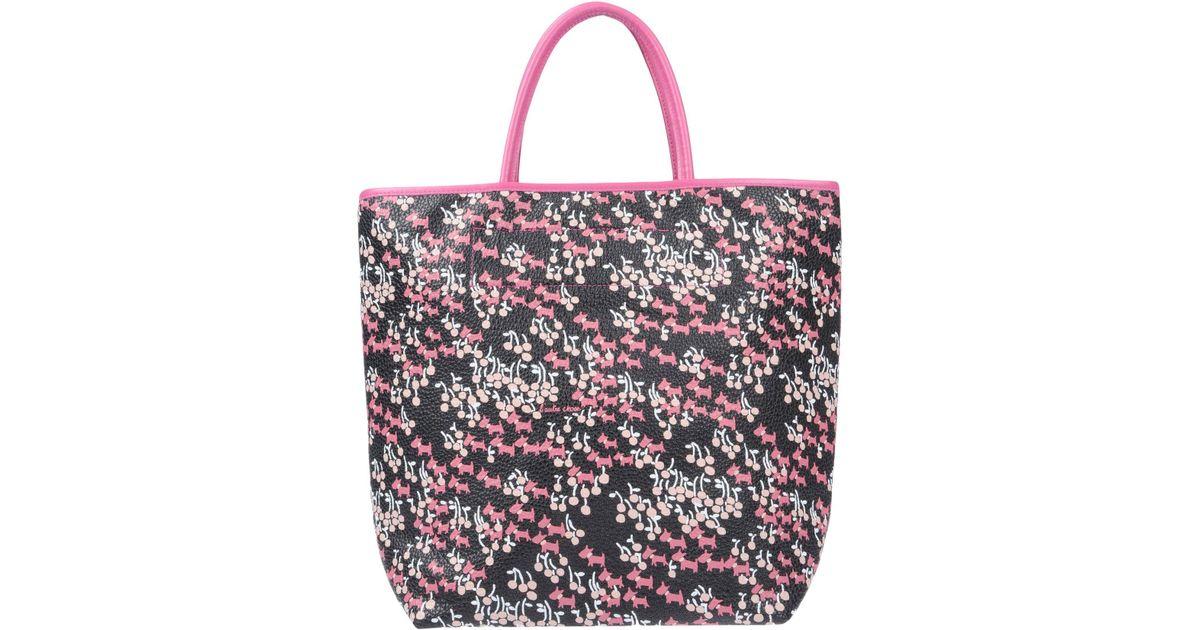 6b2b57569937 Lyst - L Autre Chose Handbag in Black