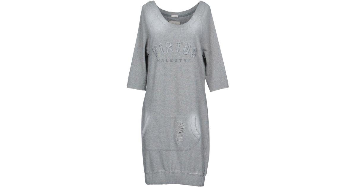DRESSES - Short dresses Virtus Palestre 2A1bUF