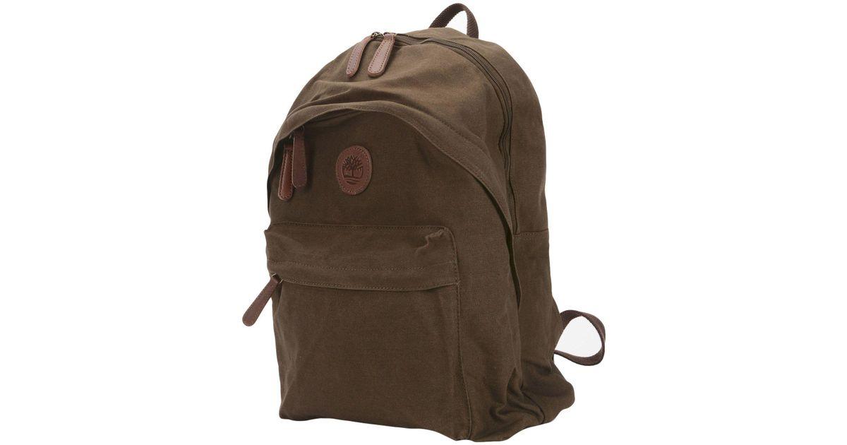 Timberland Brown Backpacks & Bum Bags