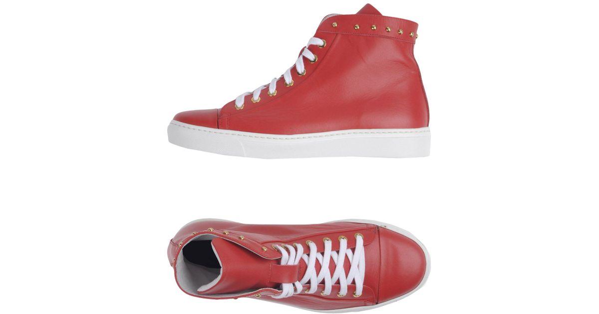 Chaussures - Haute-tops Et Baskets Gianfranco Lattanzi QXLtS1