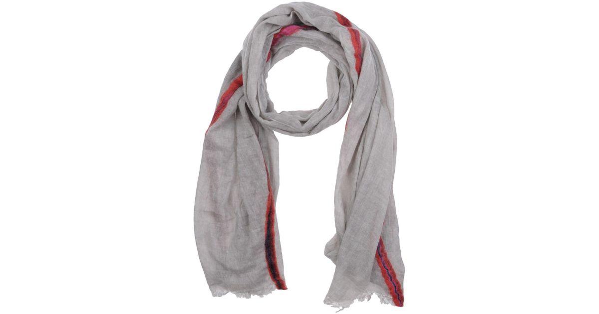 ACCESSORIES - Oblong scarves European Culture qmSjOE