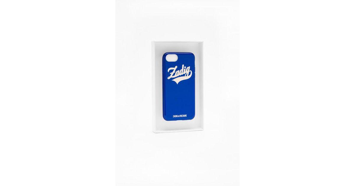 coque iphone 8 zadig