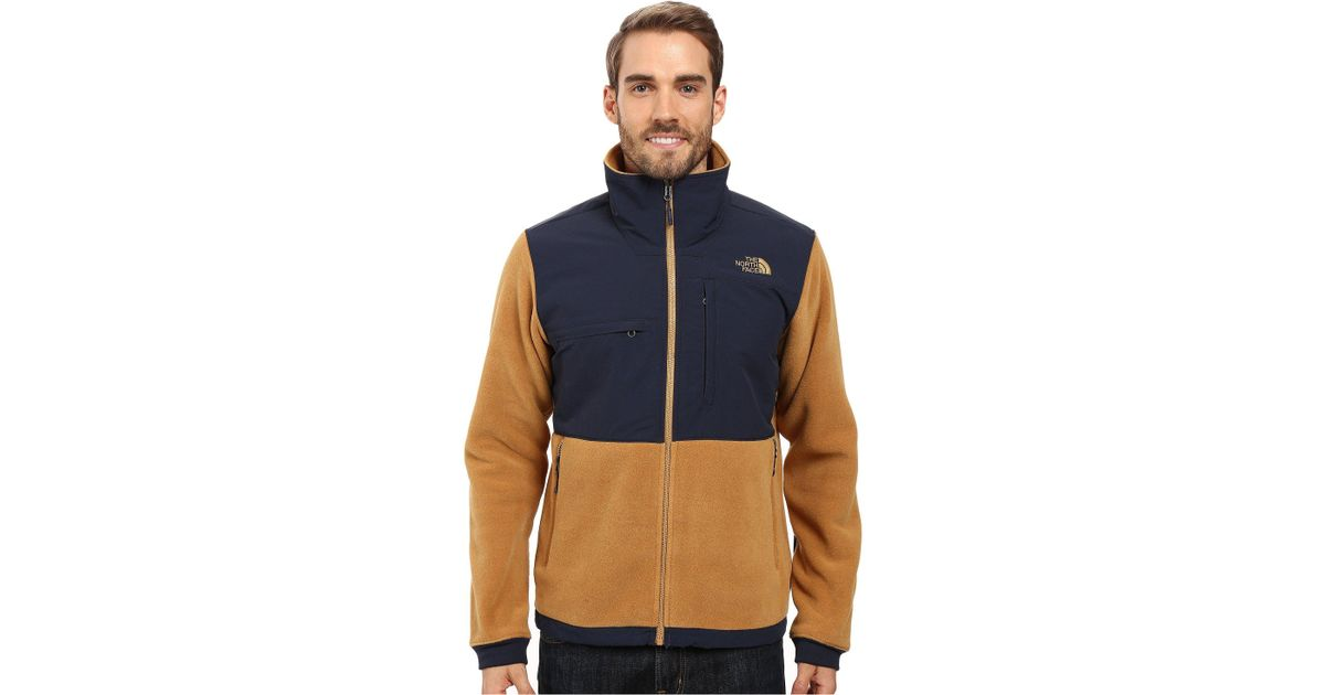 3d5e4b9b3e6c Lyst - The North Face Denali 2 Jacket (recycled Tnf Black 1) Men s Coat in  Brown for Men
