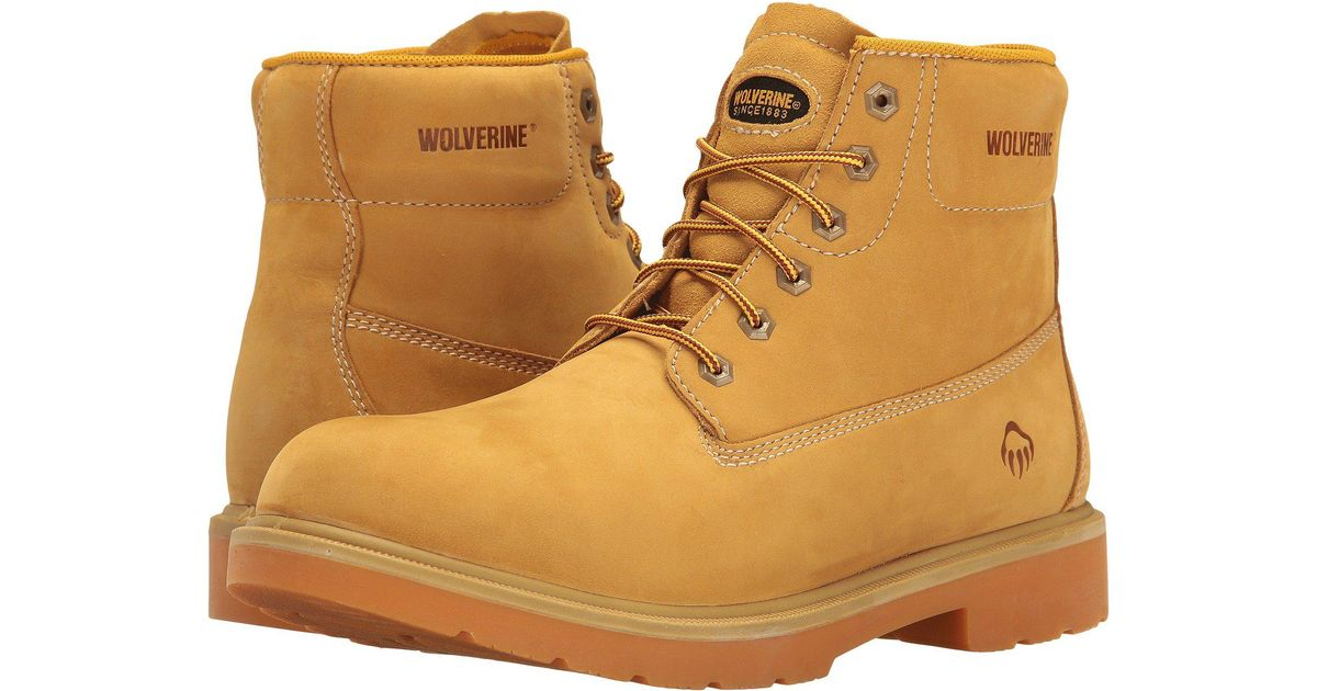 4ff4a5fc3f9 Wolverine - Brown Polk 6