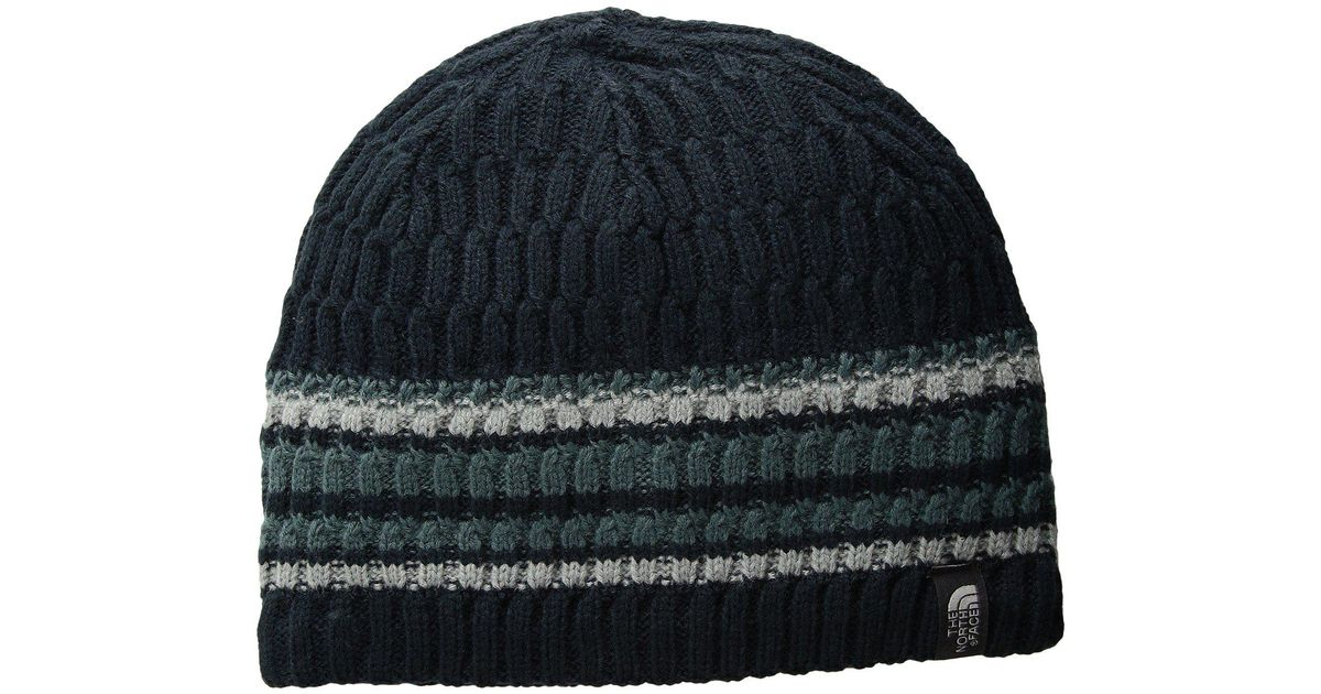 Lyst - The North Face The Blues Beanie in Blue for Men e2667a1e87d2