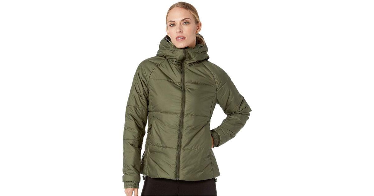 Lyst - Adidas Originals Bts Jacket (black) Women s Coat in Green 6d5362eb23