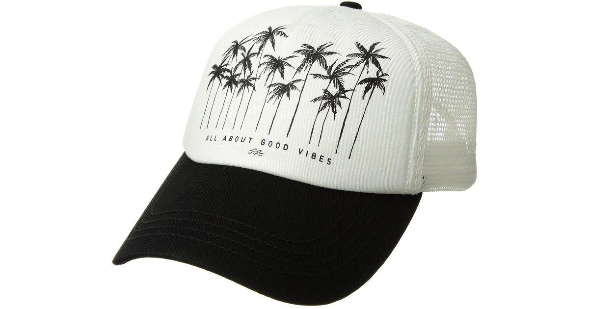 18074db9c62035 Billabong Aloha Forever Cap for Men - Lyst