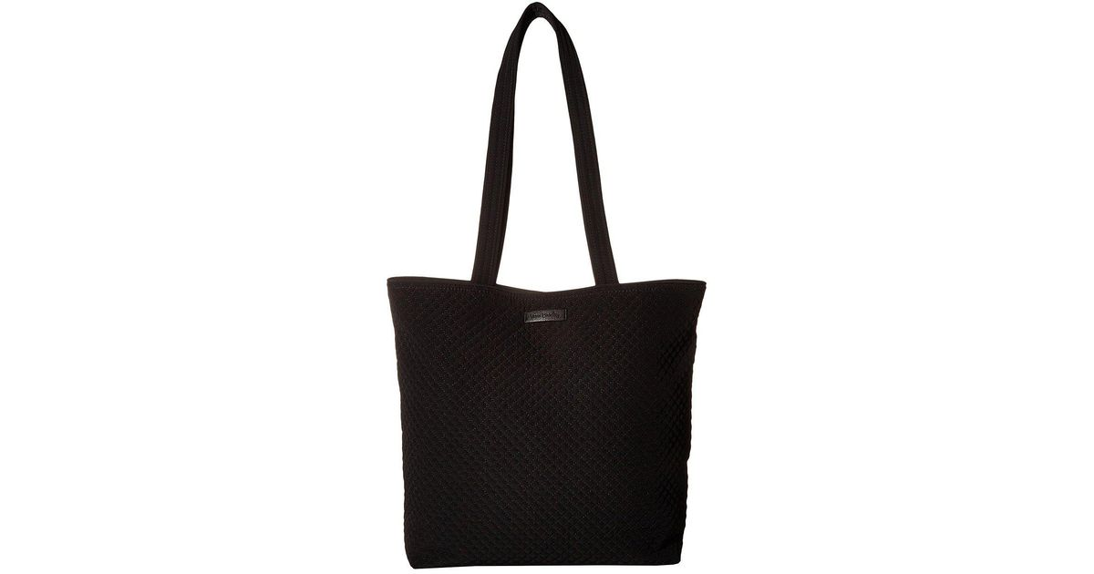 d93c7a7ae50d Lyst - Vera Bradley Iconic Tote Bag (classic Black) Tote Handbags in Black