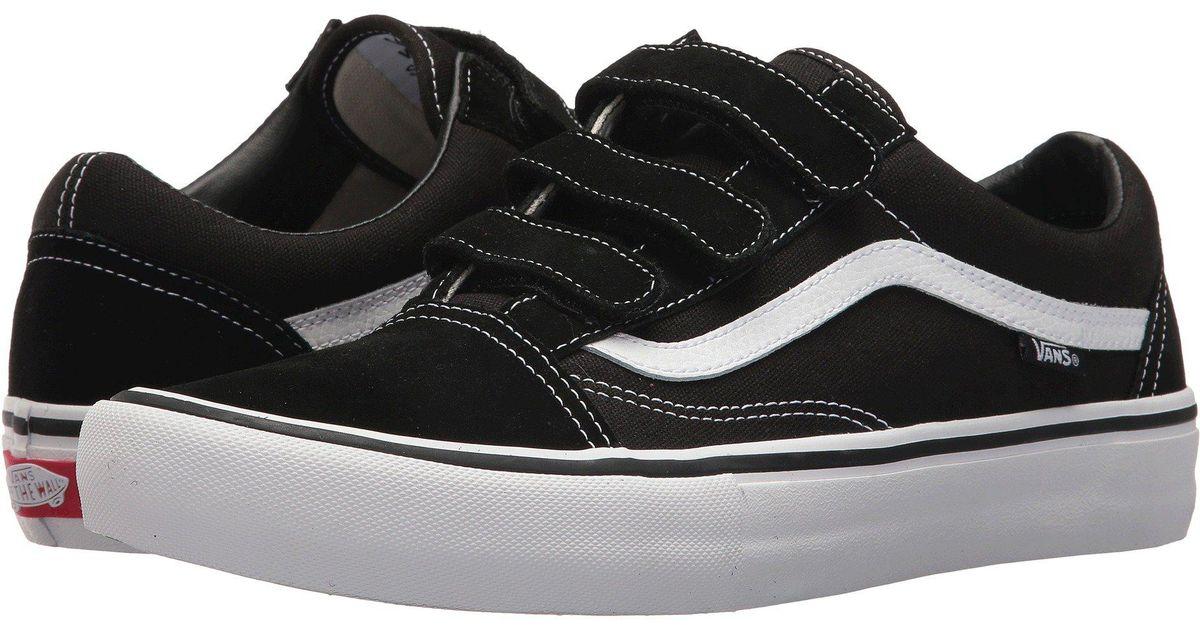 vans old skool v pro shoes