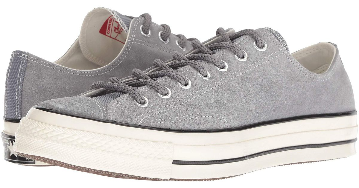 Lyst - Converse Chuck 70 Base Camp Suede - Ox (desert Marigold egret egret)  Lace Up Casual Shoes in Black for Men 12007223d
