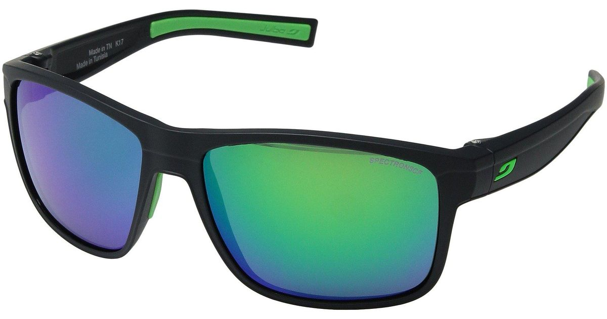 e2ff2d1d076d9d Lyst - Julbo Eyewear Renegade (dark Blue green) Athletic Performance Sport  Sunglasses in Blue for Men