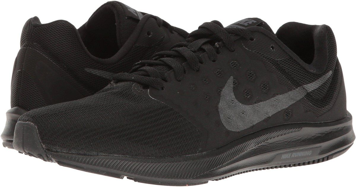 new product 04c86 913c2 Lyst - Nike Downshifter 7 (tea Berry black bordeaux white) Women s Running  Shoes in Black