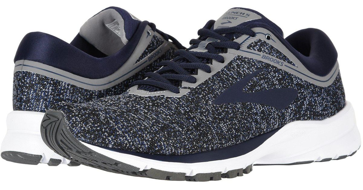 4e5c580d95b Lyst - Brooks Launch 5 in Blue for Men - Save 22%