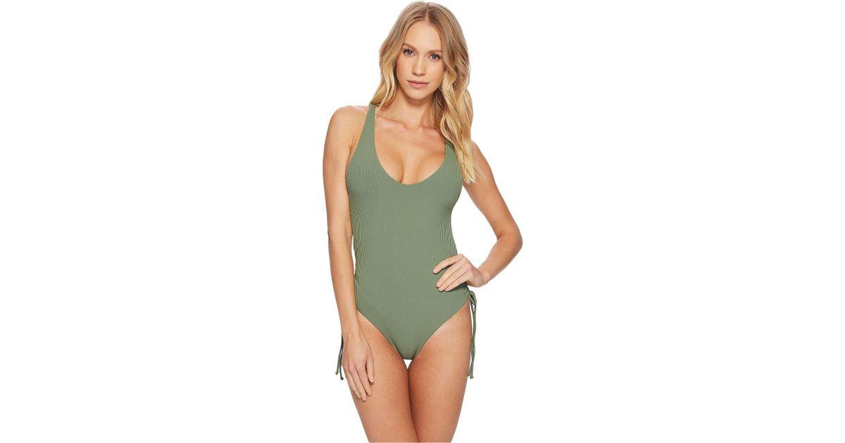 fedf1a6eb5 Body Glove Ibiza Missy One-piece in Green - Save 29% - Lyst