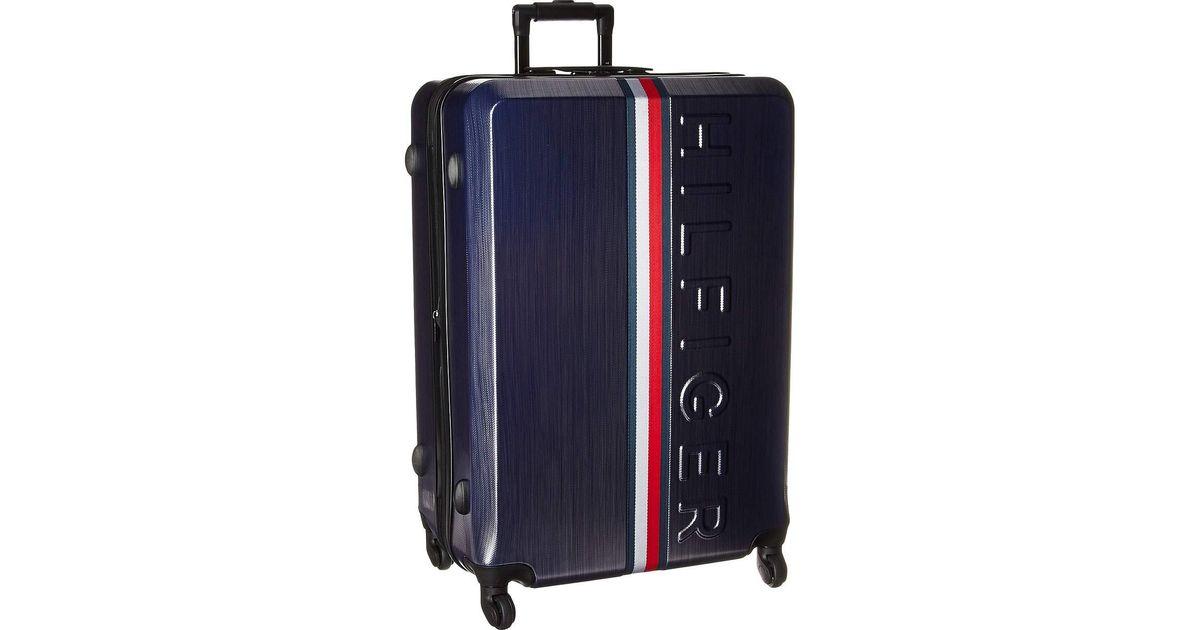 3164ff53c1 Tommy Hilfiger 25 Vintage Sport Upright Suitcase (navy) Luggage in Blue for  Men - Lyst