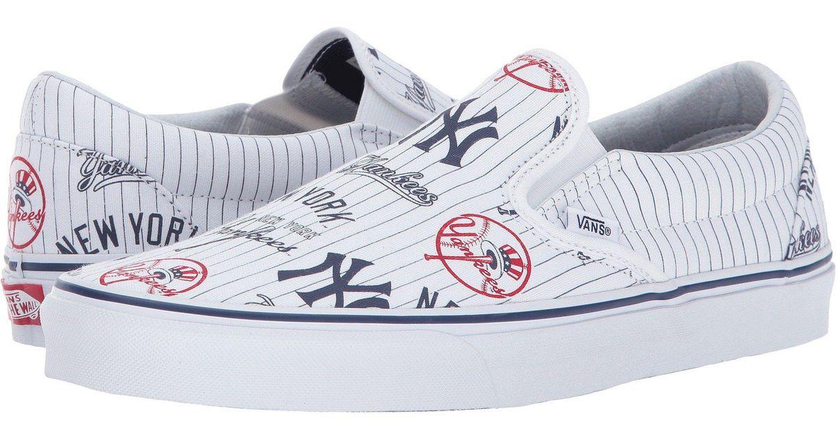 Vans Classic Slip-On x MLB Collaboration Rnkb3iTJRV