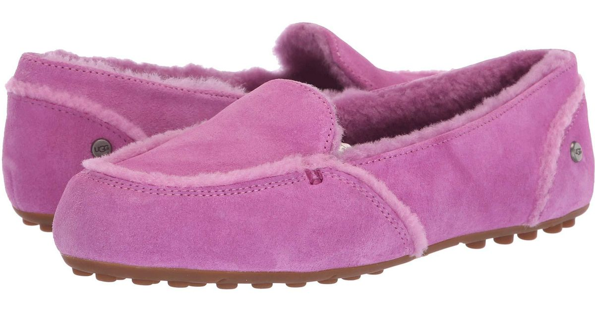 9cab4564cf3 Lyst - UGG Hailey (bodacious) Women s Slip On Shoes in Pink