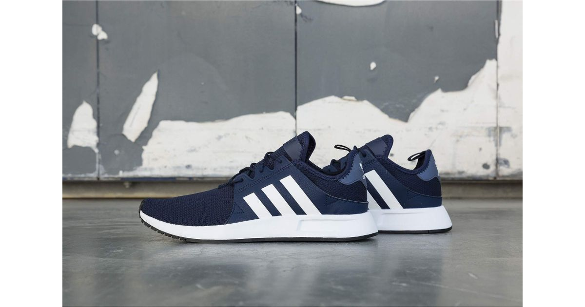 616e7236daad2a Lyst - adidas Originals X Plr (petrol Night F17 footwear White core Black)  Men s Shoes in Blue for Men