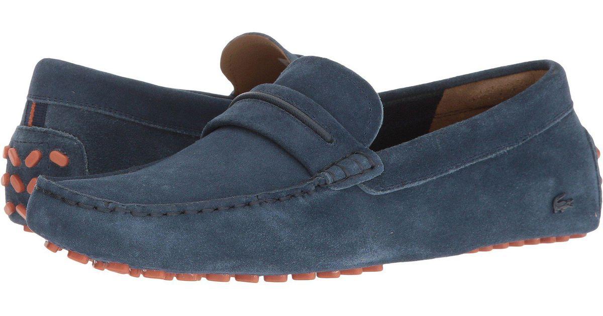 98e2b6b51 Lyst - Lacoste Herron 117 1 Cam in Blue for Men