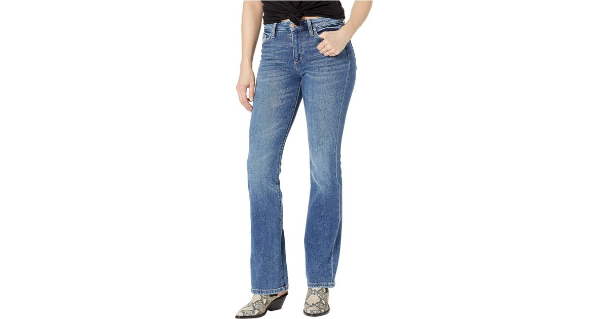 1f6af427778 Joe's Jeans Hi (rise) Honey Bootcut In Chriselle (chriselle) Women's Jeans  in Blue - Lyst