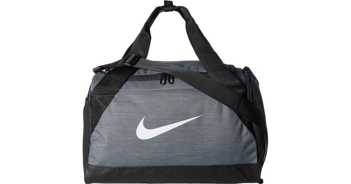 d2666ea193 Lyst - Nike Brasilia Extra Small Training Duffel Bag (black black white) Duffel  Bags in Black for Men - Save 14%