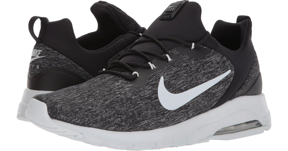 Lyst - Nike Air Max Motion Racer Gymnastics Shoes in Black for Men a8ee911e4