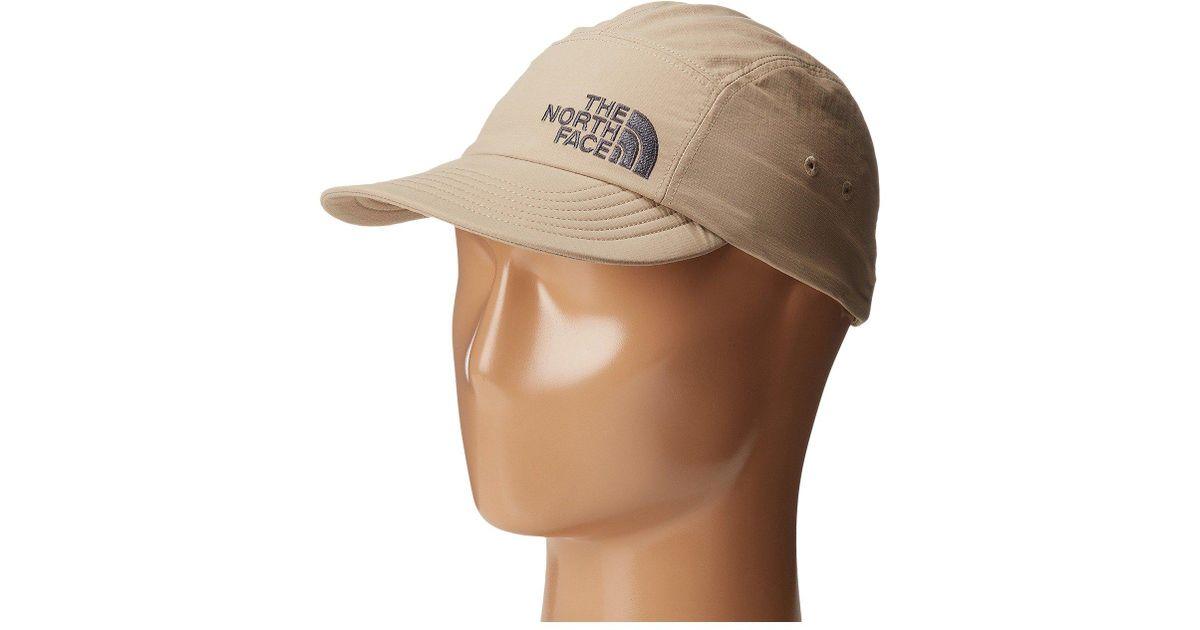 4da80a7f3 The North Face - Natural Horizon Folding Bill Hat (dune Beige (prior  Season)) Caps for Men - Lyst