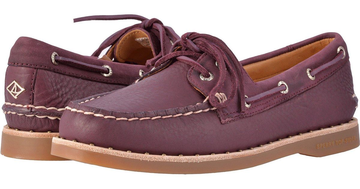1f033baefce Lyst - Sperry Top-Sider Gold Cup A o Studded Welt for Men