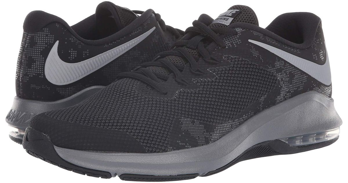 Trainer Alpha Cross Greyblack Nike Max Air Training Men's cool qwtEEg4